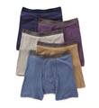 Hanes Premium Cotton Stretch Boxer Briefs - 5 Pack 76925A