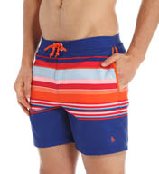 Original Penguin Bold Stripe Swim Short OPS5100