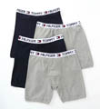 Tommy Hilfiger Athletic Boxer Briefs - 4 Pack 09T0006