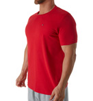 Tommy Hilfiger Basic 100% Cotton Core Flag Crew Tee 09T0021